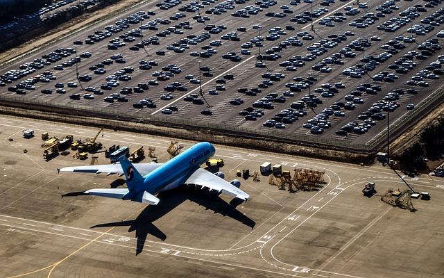 luchthaven parkeren